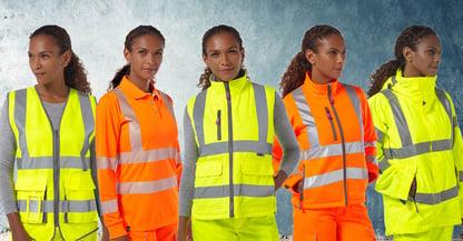 Ladies Safety Workwear