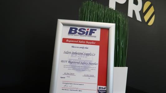 Safpro BSIF